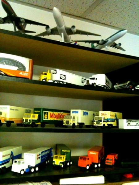 model-truck-collection